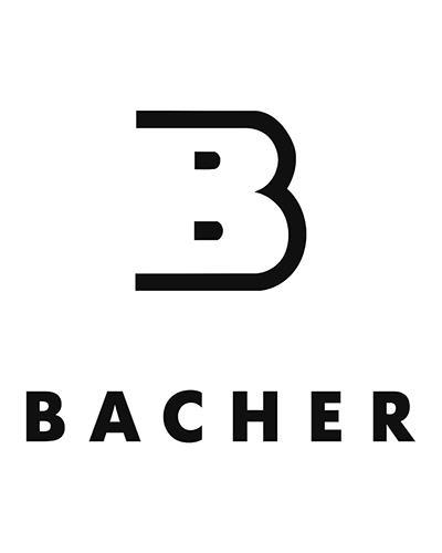 Логотип фабрики Bacher