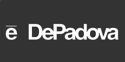Логотип фабрики DePadova