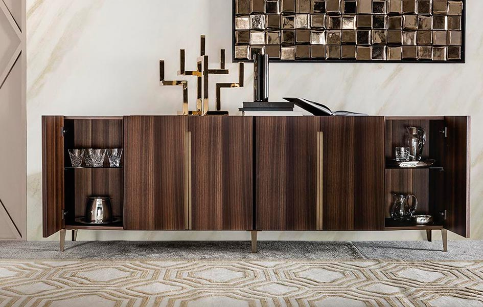 Корпусная мебель - Высокие интерьеры