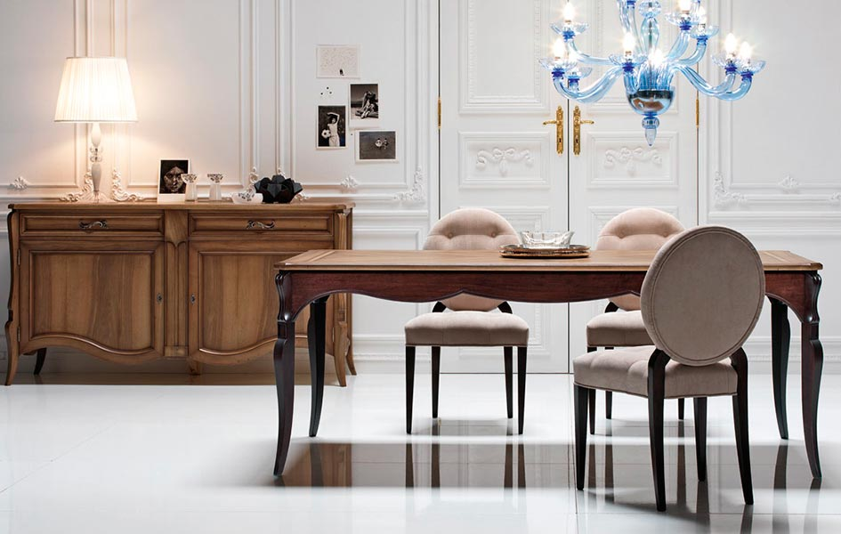 Столы и стулья - Высокие интерьеры
