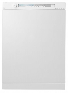 Стиральная машина Asko W6884 D W - Высокие интерьеры