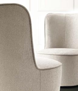 Кресло Casamilano Babyroyale Detail - Высокие интерьеры