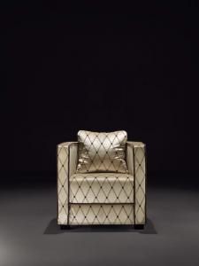 Кресло Casamilano Emma Couture - Высокие интерьеры