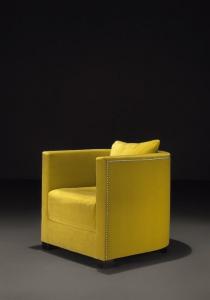 Кресло Casamilano Emma Couture Borchie - Высокие интерьеры