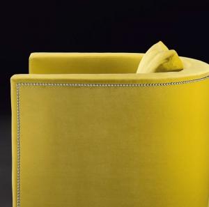 Кресло Casamilano Emma Couture Detail - Высокие интерьеры