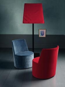 Кресло Casamilano Lea Abatjour - Высокие интерьеры