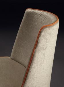 Кресло Casamilano Lea Couture Details - Высокие интерьеры
