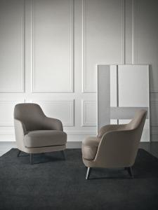 Кресло Casamilano Liz - Высокие интерьеры