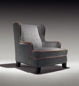 Кресло Casamilano Mariateresa - Высокие интерьеры