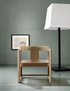 Кресло Casamilano Ming Abatjour - Высокие интерьеры