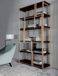 Библиотека Casamilano Mondrian - Высокие интерьеры
