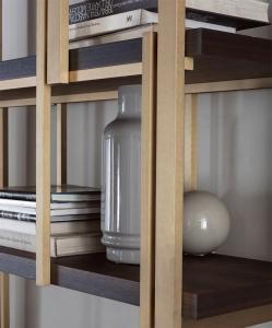 Библиотека Casamilano Mondrian Bookshelf - Высокие интерьеры