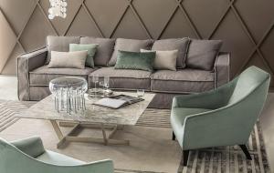 Кресло Casamilano Pillopipe Regent Magenta - Высокие интерьеры
