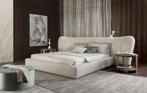 Спальня Сasamilano Royale Mondrian Leonardo Ottoman - Высокие интерьеры