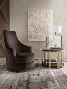 Кресло Casamilano Sophi Bergere Mondrian - Высокие интерьеры