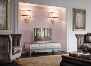 Гостиная FM Bottega d'Arte G Botero - Высокие интерьеры