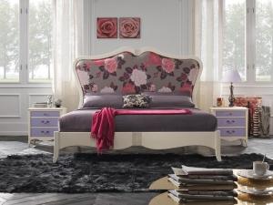 Спальня FM Bottega d'Arte N Monet - Высокие интерьеры