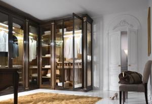 Гардеробная FM Bottega d'Arte S Evo - Высокие интерьеры