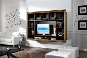 Гостиная FM Bottega d'Arte S Glamour - Высокие интерьеры