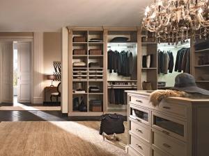 Гардеробная FM Bottega d'Arte S Style - Высокие интерьеры