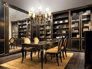 Библиотека FM Bottega d'Arte S Style - Высокие интерьеры