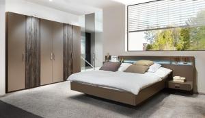 Спальня Geha Moebelwerke Flexart - Высокие интерьеры