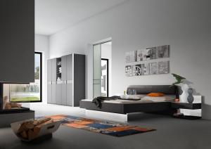 Спальня Geha Moebelwerke Leonardo - Высокие интерьеры