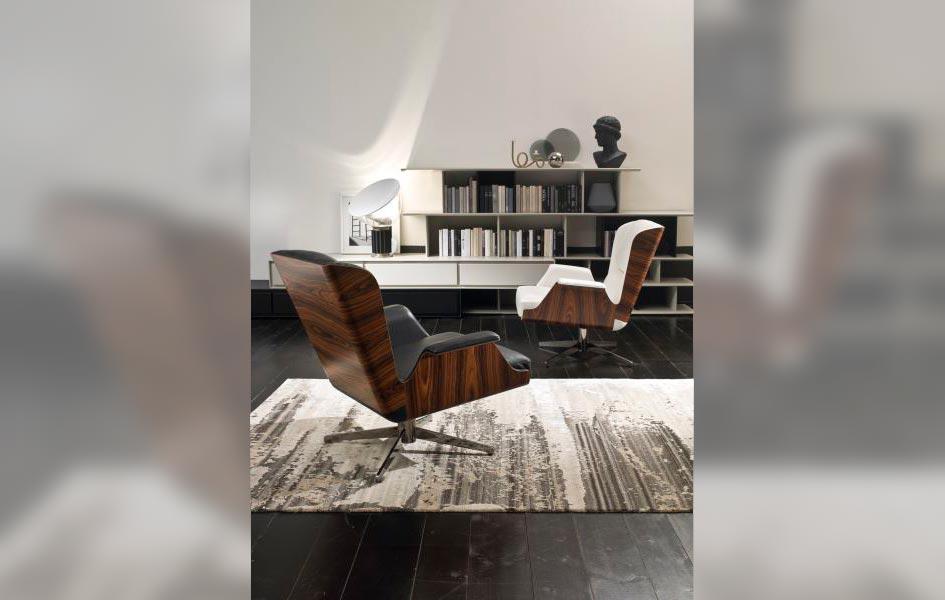 Кресла - мягкая мебель - Высокие интерьеры