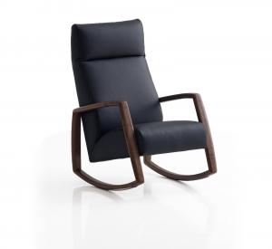 Кресло Franz Fertig Dondolo - Высокие интерьеры