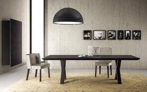 Столы и стулья Casamilano Andrea 011 Familymiddle - Высокие интерьеры