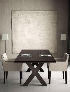 Столы и стулья Casamilano Andrea 011 Viola XL Familymiddle - Высокие интерьеры