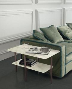 Столы и стулья Casamilano Dupre Rett Bianco - Высокие интерьеры