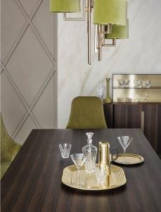 Столы и стулья Casamilano Ercole - Высокие интерьеры