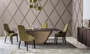 Столы и стулья Casamilano Ercole Diana - Высокие интерьеры
