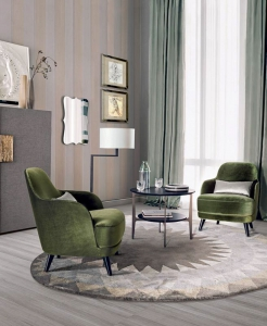Столы и стулья Casamilano Liz Dupre Jackie Vittoria - Высокие интерьеры