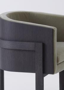Столы и стулья Emmemobili Domizia - Высокие интерьеры