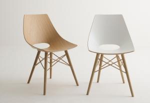 Столы и стулья Emmemobili Glee - Высокие интерьеры