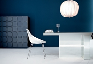 Столы и стулья Emmemobili Jan - Высокие интерьеры