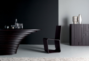 Столы и стулья Emmemobili Kia - Высокие интерьеры