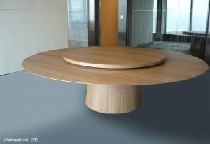 Столы и стулья Emmemobili Lazy Susan - Высокие интерьеры