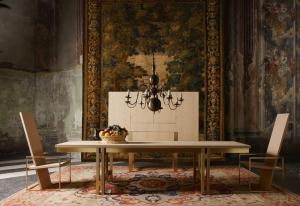Столы и стулья Emmemobili Marais - Высокие интерьеры
