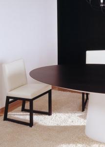 Столы и стулья Emmemobili Mina - Высокие интерьеры