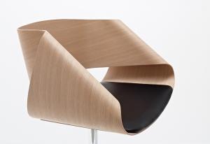 Столы и стулья Emmemobili Nastro - Высокие интерьеры
