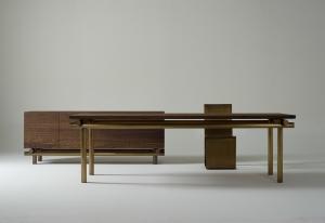 Столы и стулья Emmemobili Rustica T - Высокие интерьеры