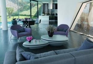 Столы и стулья Emmemobili Tea Ball - Высокие интерьеры