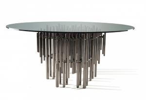 Столы и стулья Emmemobili Tuileries - Высокие интерьеры