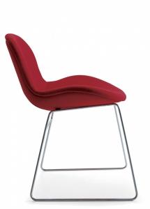 Столы и стулья Emmemobili Yas - Высокие интерьеры