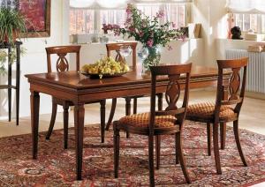 Столы и стулья FM Bottega d'Arte G Giorgione - Высокие интерьеры