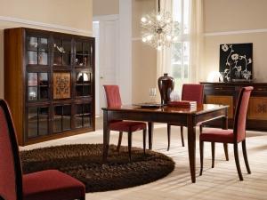 Столы и стулья FM Bottega d'Arte S Vetrine - Высокие интерьеры